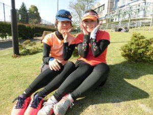 第32回 立川レディース 準優勝 清水・小林ペア