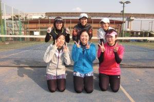 平成31年度 春季団体戦 対戦結果 女子準優勝 サンテック